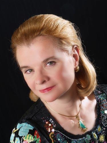 Lydia Artymiw, piano
