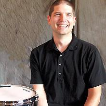 Dave Salay, Instructor of Percussion