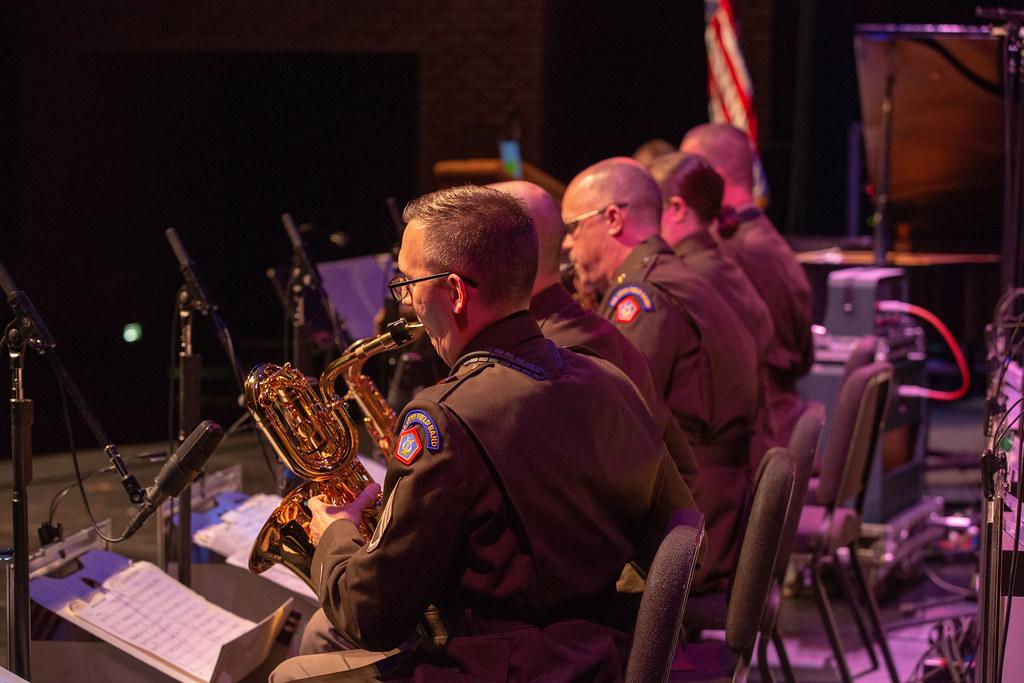 Army Jazz Ambassadors