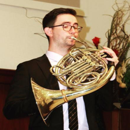 Kevin Winter, Instructor of French Horn