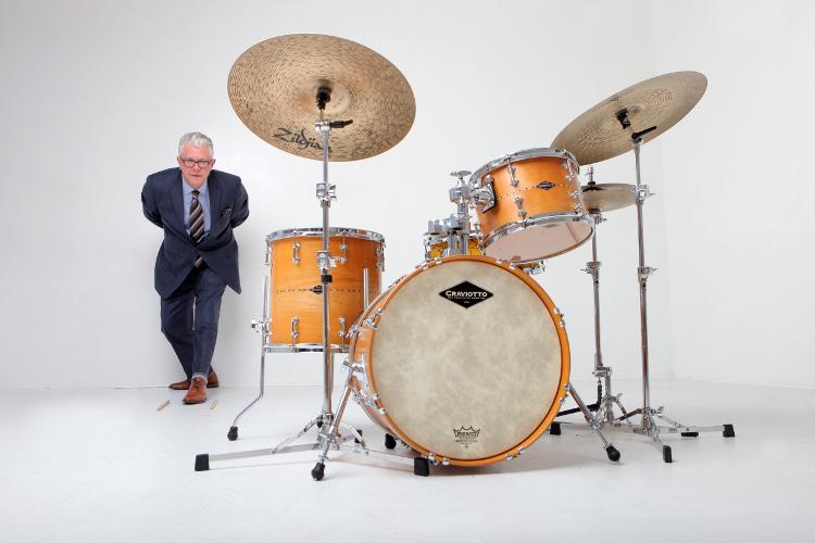 Matt Wilson, drums