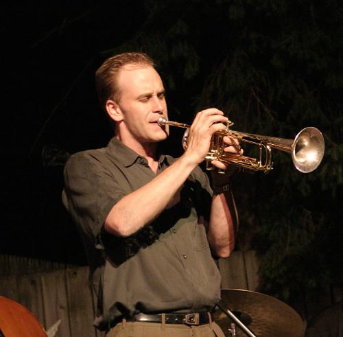 Scott Wendholt, trumpet