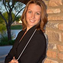 Dr. Serena Weren, Assistant Professor and Director of Bands
