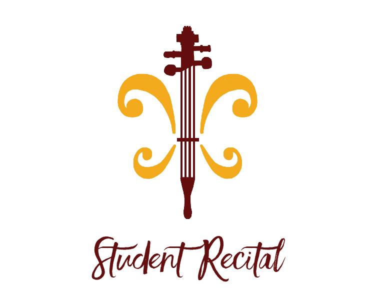 Student Recital Logo