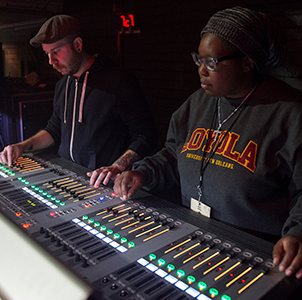 Loyola Bachelor of Science in Music Industry Studies