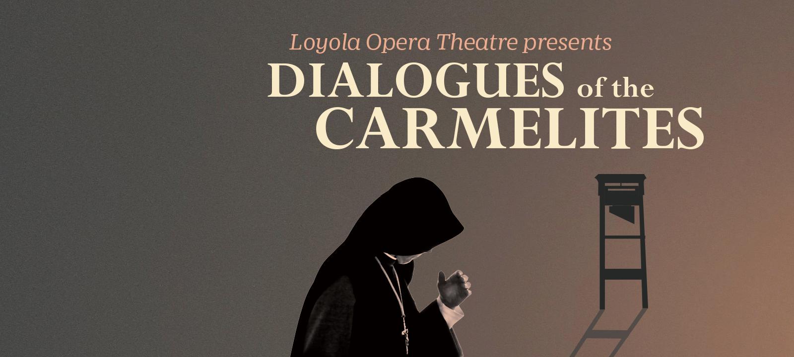 Francis Poulenc's opera opens March 22