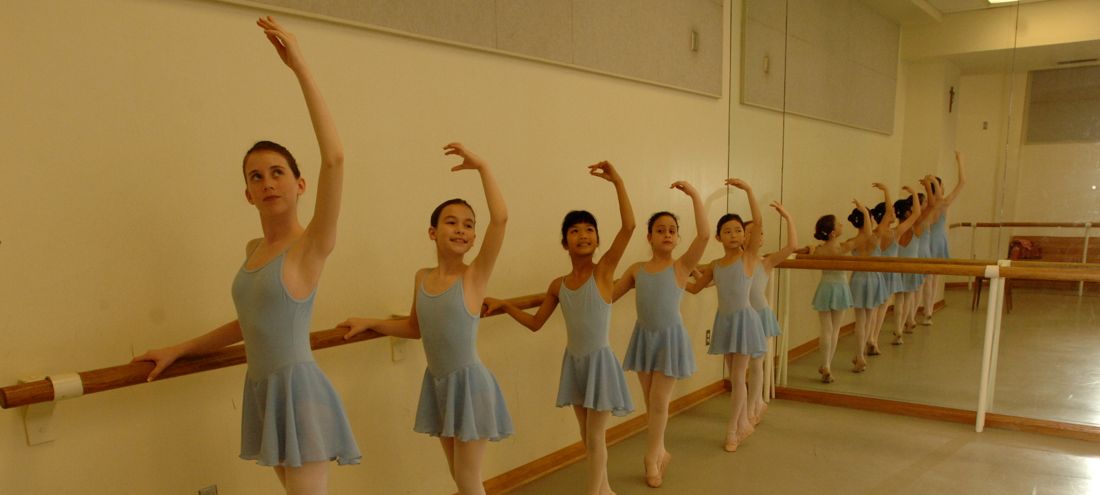 Preparatory Ballet Classes