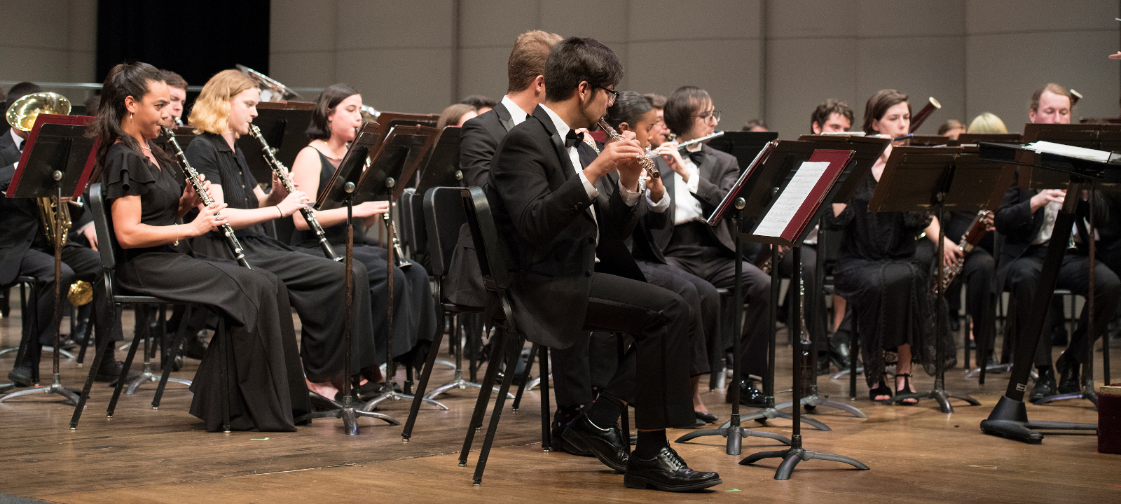 Join the tradition of the Loyola Wind Ensemble