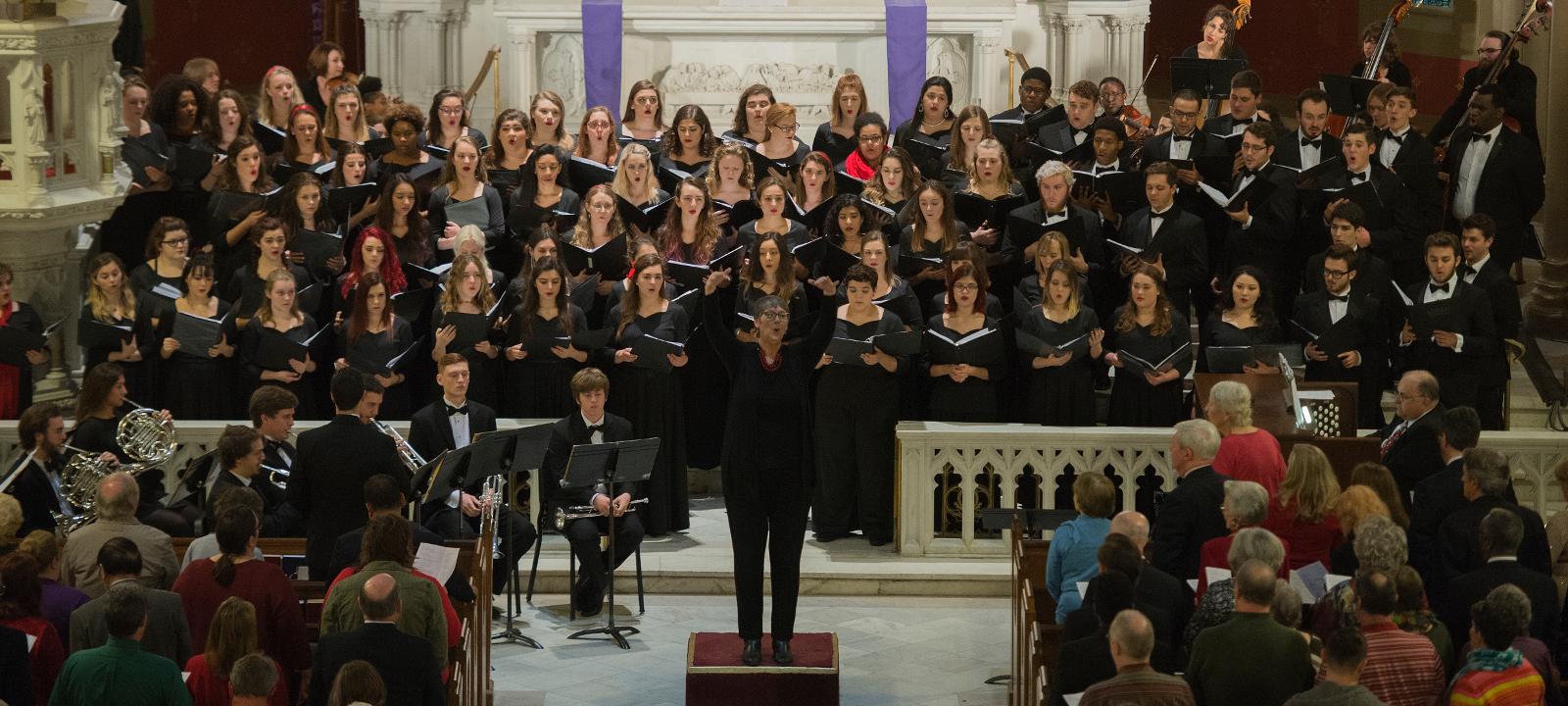 Loyola Choral Festival