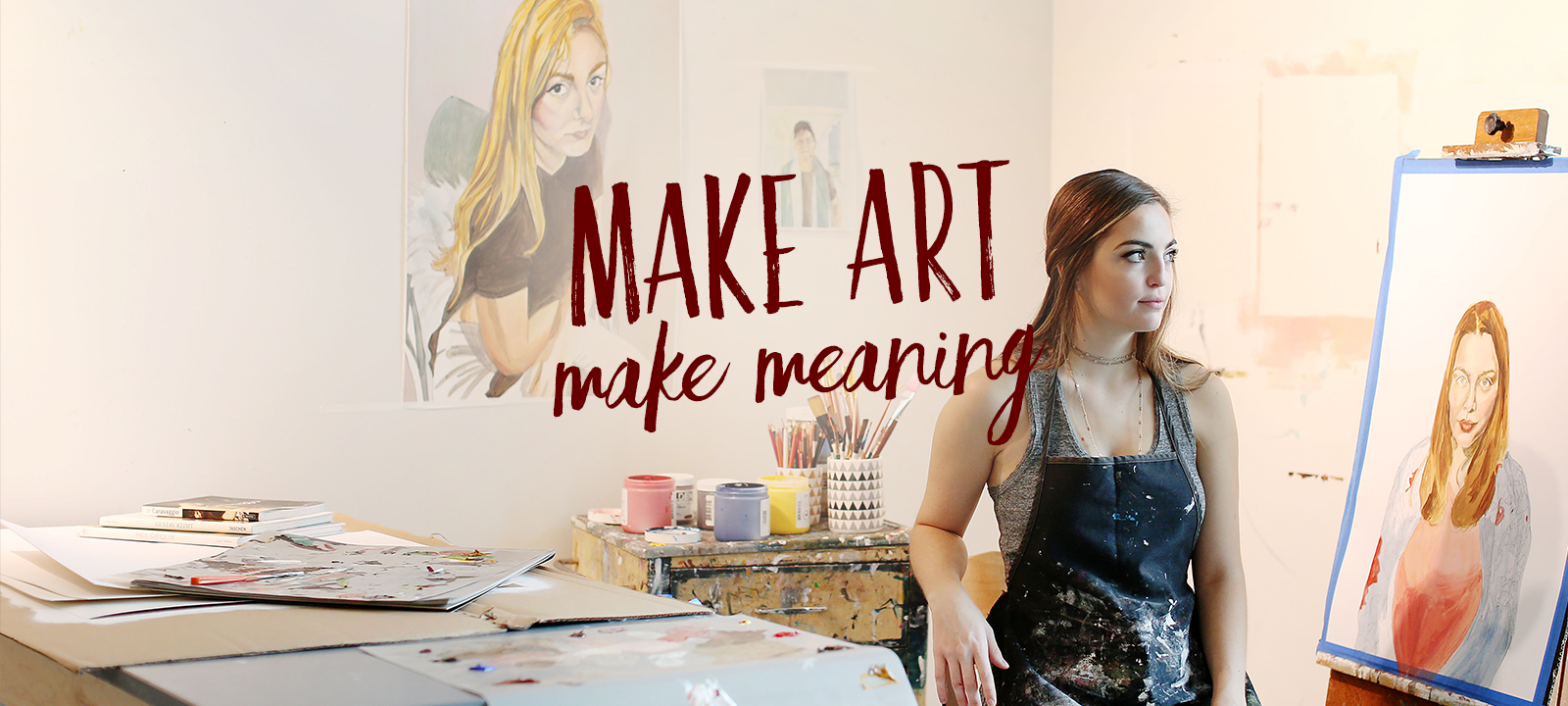 Whatever area of art truly inspires you, you'll find the flexibility you want to study it here