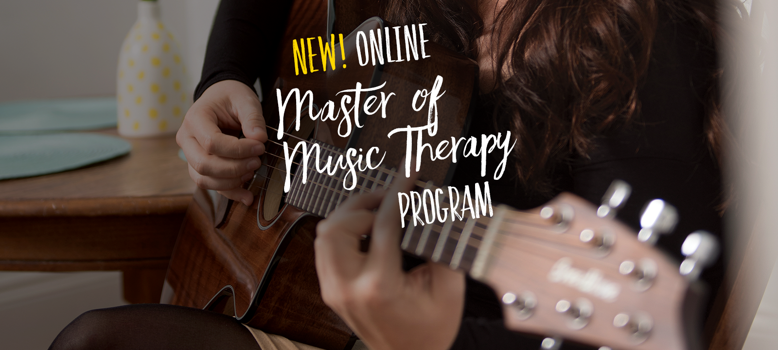 Become well-versed in the role music plays in an individual's health with an online Master of Music Therapy degree