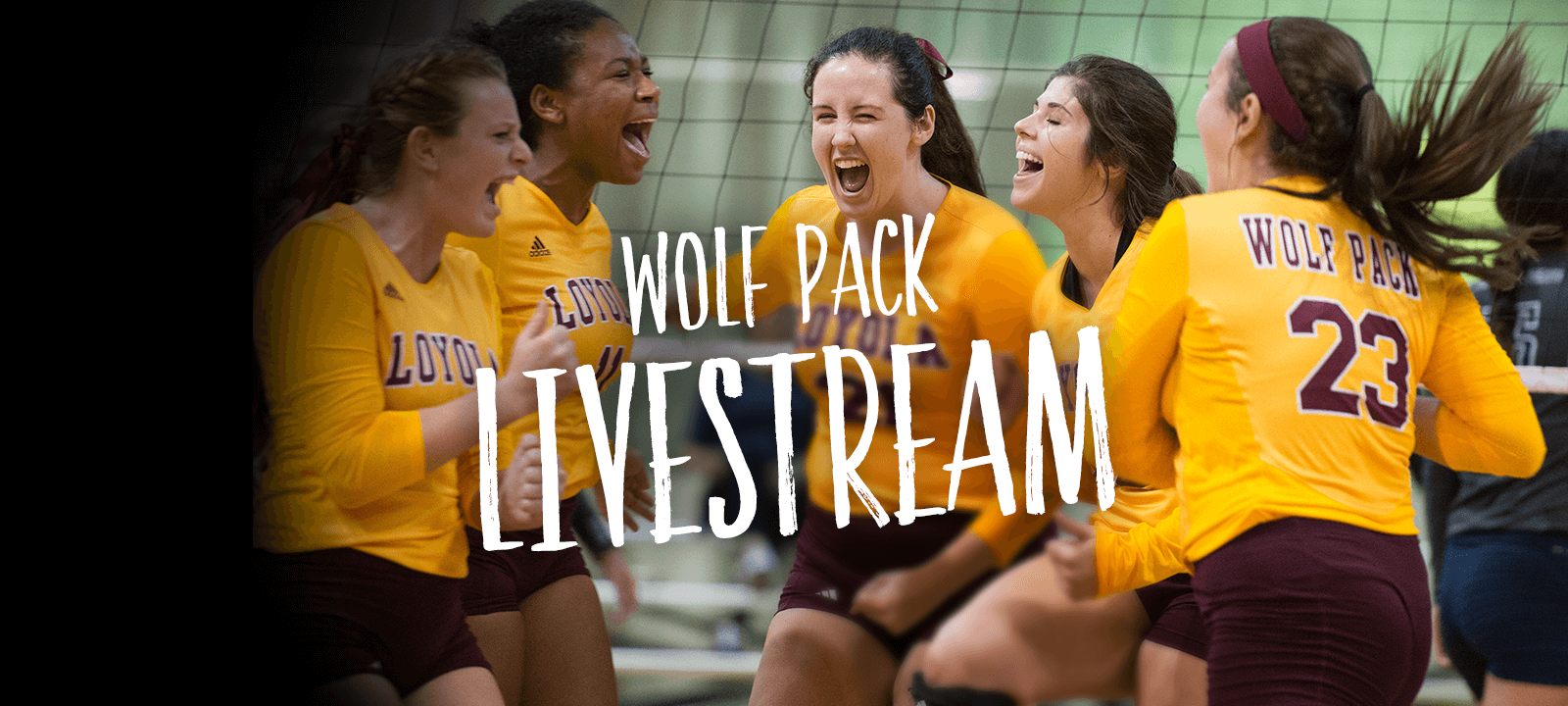 NEW! Livestream: Watch Wolfpack Athletics Live produced by SMC students