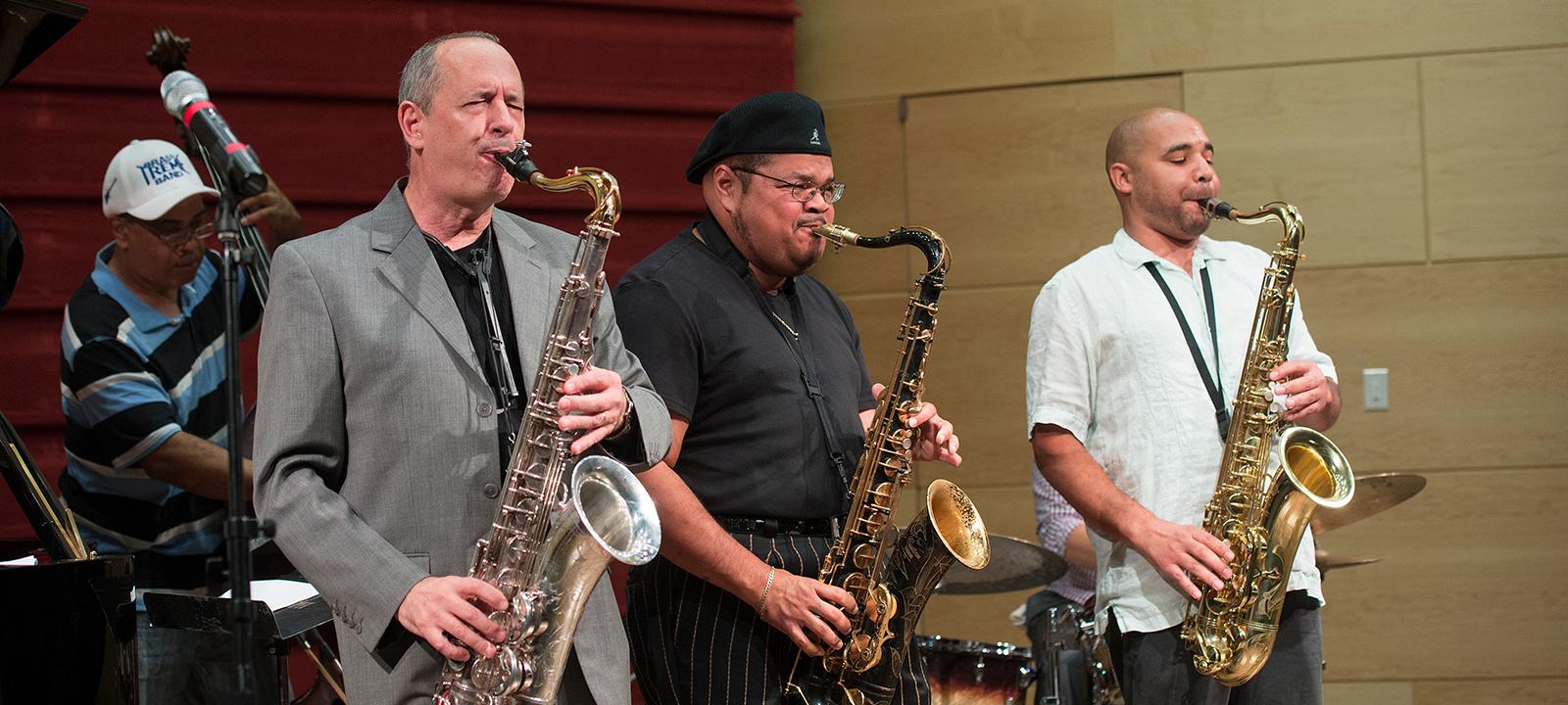 Buy Tickets to Tony Dagradi's tribute to Coltrane on Thursday Sept. 20