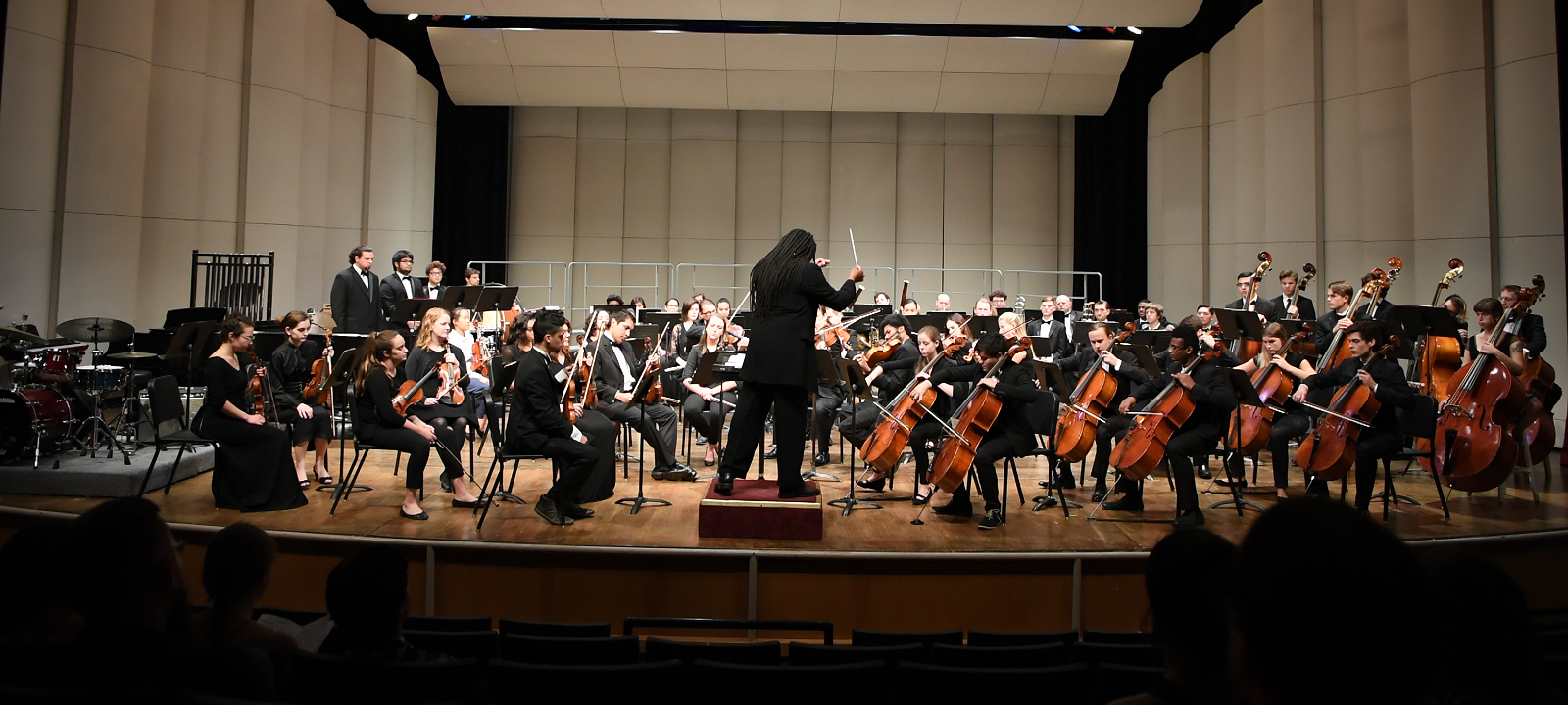 Learn more about our award-winning orchestras