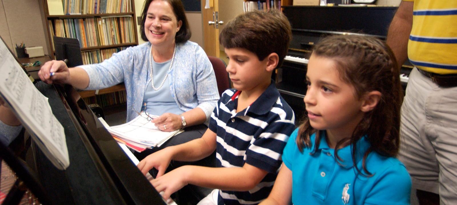 Preparatory Piano Lessons