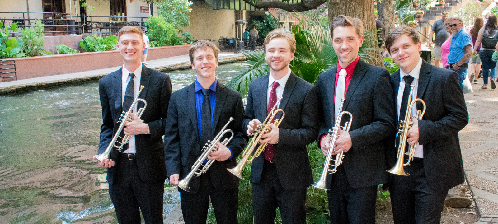 Loyola Students Perform and are Awarded at the International Trumpet Guild Conference