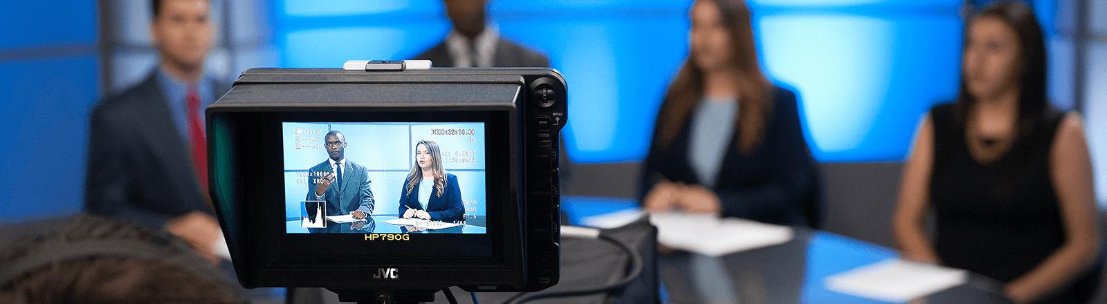 Filmed Student Broadcast