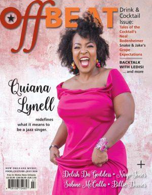 July's Issue of Offbeat Magazine