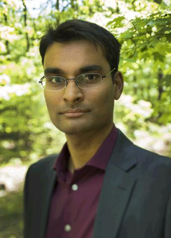 Dr. Arunesh Nadgir, Coordinator of Keyboard Studies at Middle Tennessee State University
