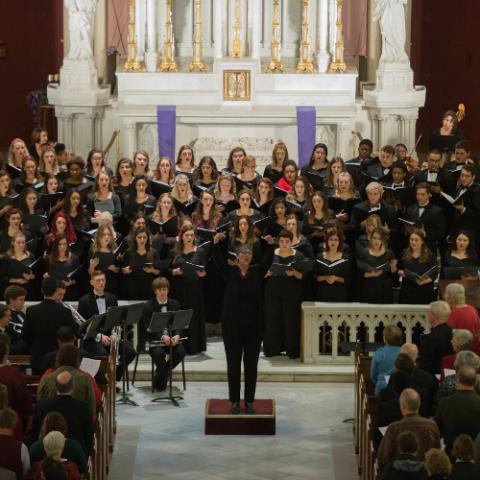 Loyola Choirs