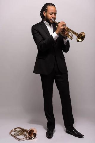 Jamelle Adisa, trumpet