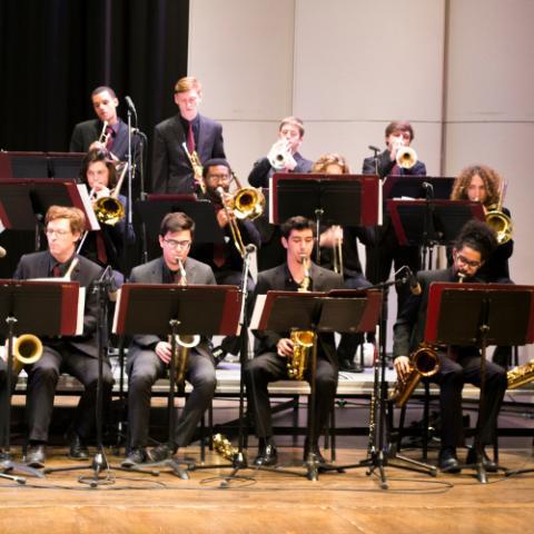 Loyola Jazz Ensemble