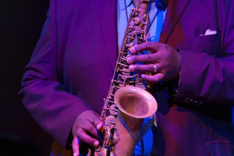 Wess Anderson, alto saxophone
