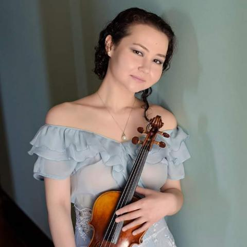 Leyla Feyzulayeva, violin