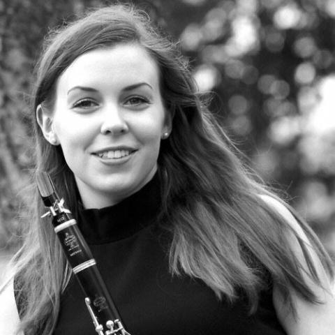 Jenny Maclay, clarinet