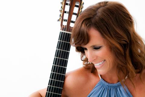 Martha Masters, guitar