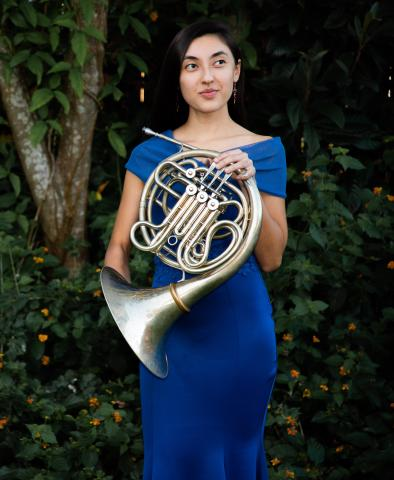 Andrea Garces, French Horn