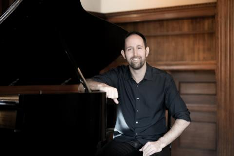Dr. Spencer Myer, piano