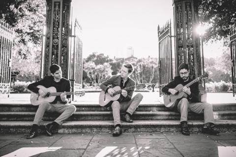 New Orleans Guitar Trio