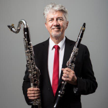 John Reeks, Instructor of Clarinet