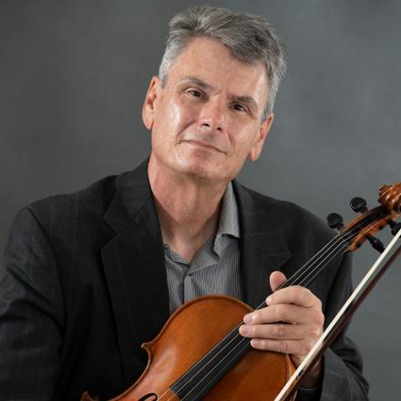 Bruce Owen, Adjunct Professor of Viola